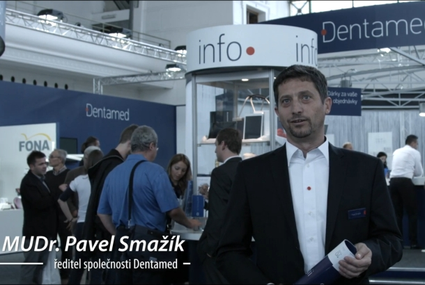 Dentamed na veletrhu Pragodent 2014