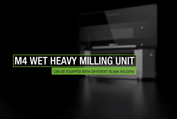 M4 WET HEAVY MILLING UNIT – EQUIPMENT