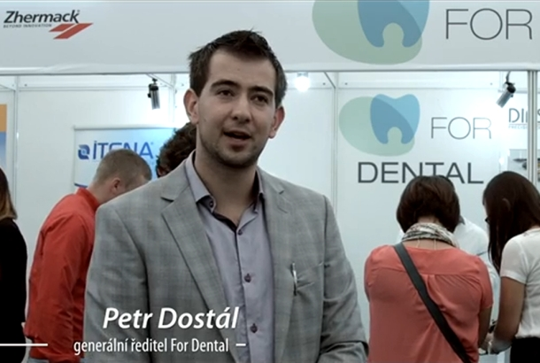 For Dental na výstavě Pragodent 2014
