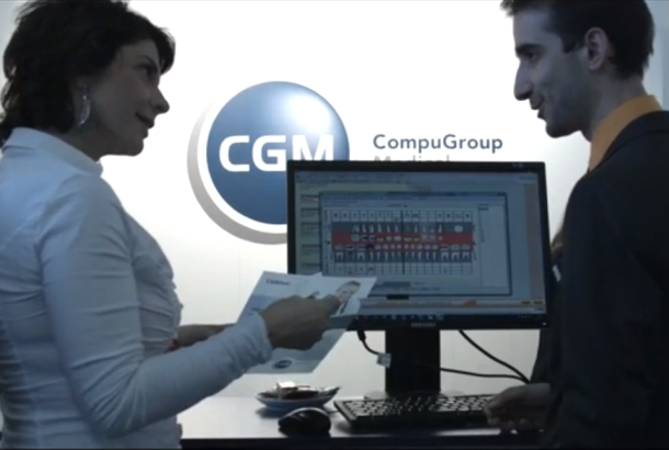 CGM - CompuGroup Medical na výstavě Pragodent 2014
