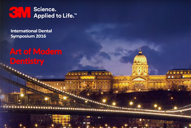 Art of Modern Dentistry 2016 invitation